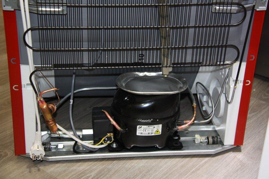 мотор-компрессор холодильника